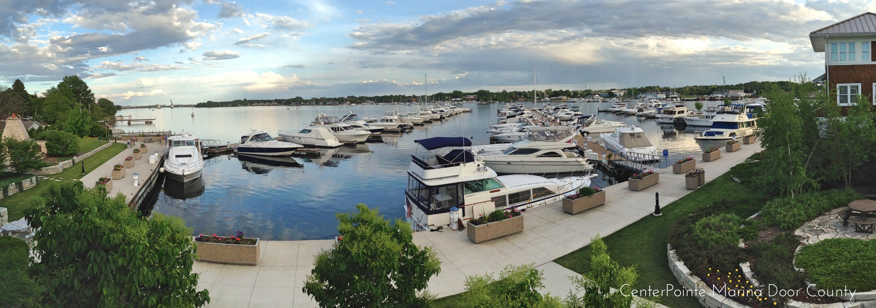 Slip Rates | CenterPointe Yacht Services | Door County