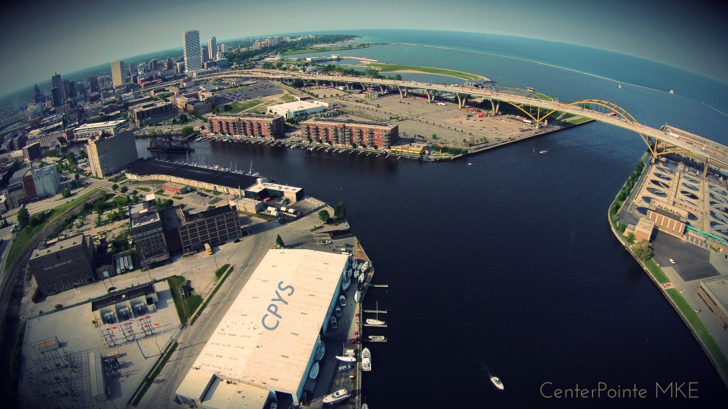 Downtown Milwaukee marina, CPYS