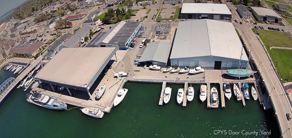 Call about our Door County boat storage facilities today!