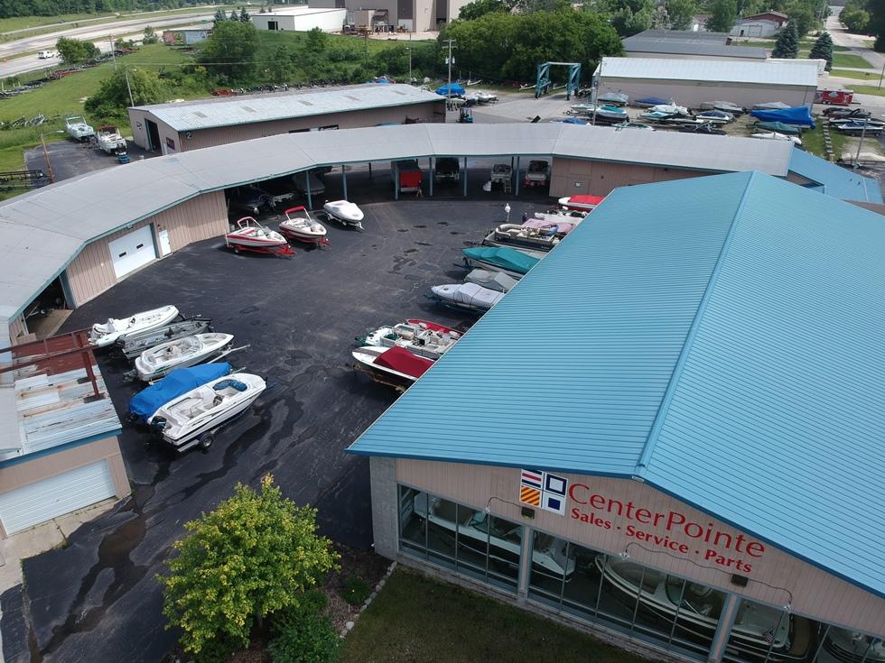 full service yard